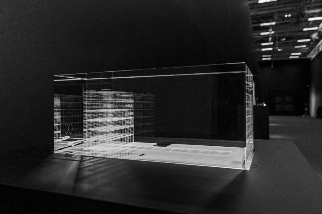 Ateliers Jean Nouvel,Exposition - Jean Nouvel, in my head, in my eye…belonging… Power Station of Art © Ateliers Jean Nouvel