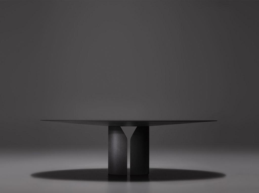 Jean Nouvel Design, NVL Table © Jean Nouvel Design