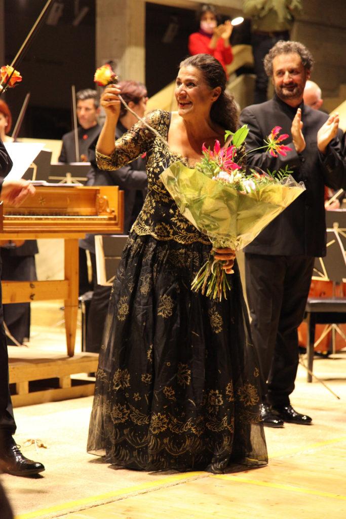 Fondation Pierre Gianadda Cecilia Bartoli, Gianluca Capuano, Chœur de l'Opéra de Monte-Carlo, Les Musiciens du Prince © JHP-FPG