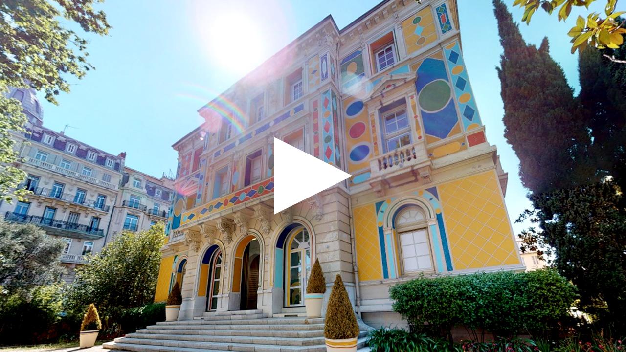 Hotel des Arts de Toulon - visite virtuelle