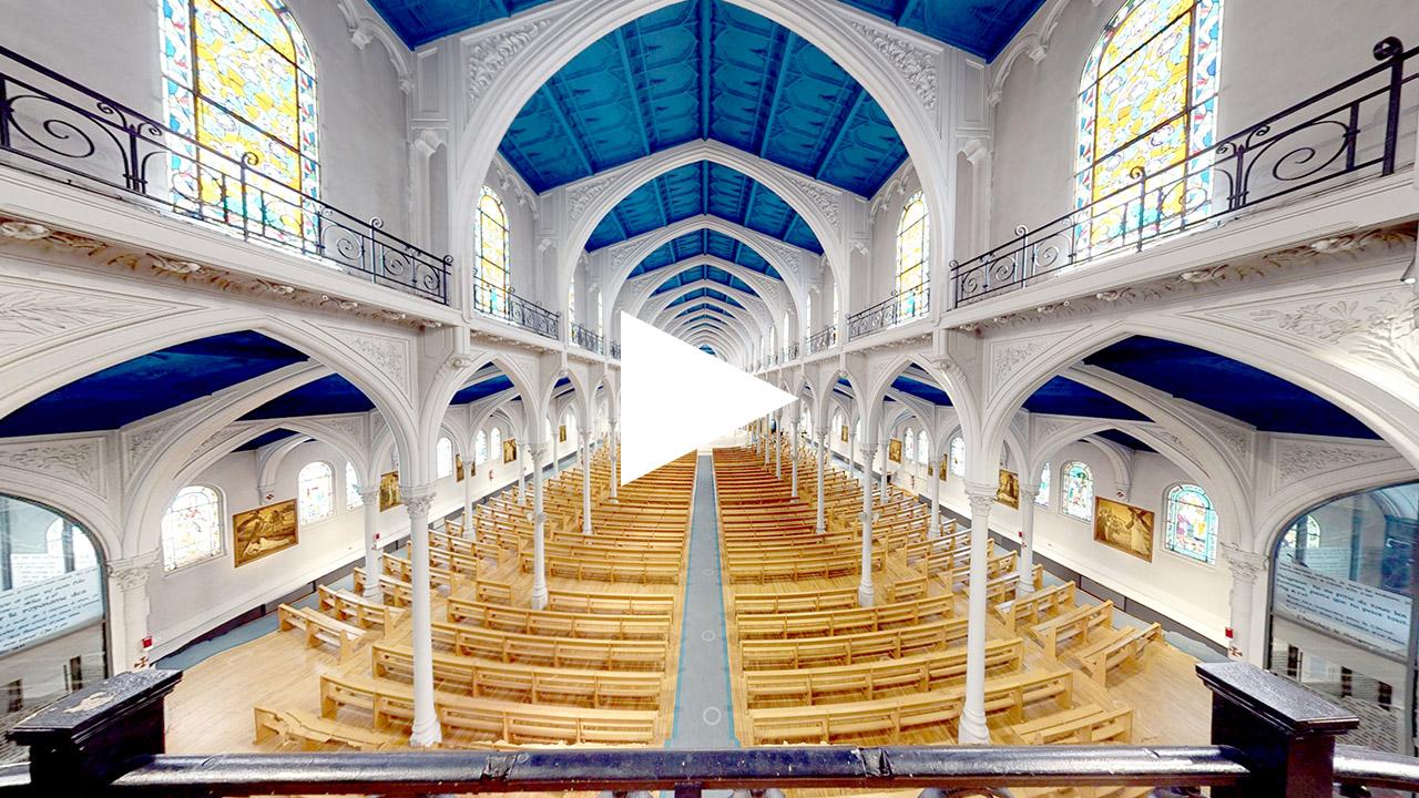 Visite virtuelle Saint Honoré d'Eylau