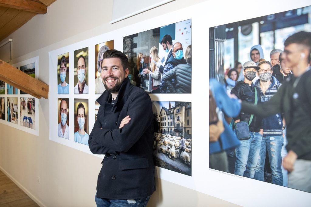 Fondation Gianadda - Le Valais à la Une - © Héloïse Maret
