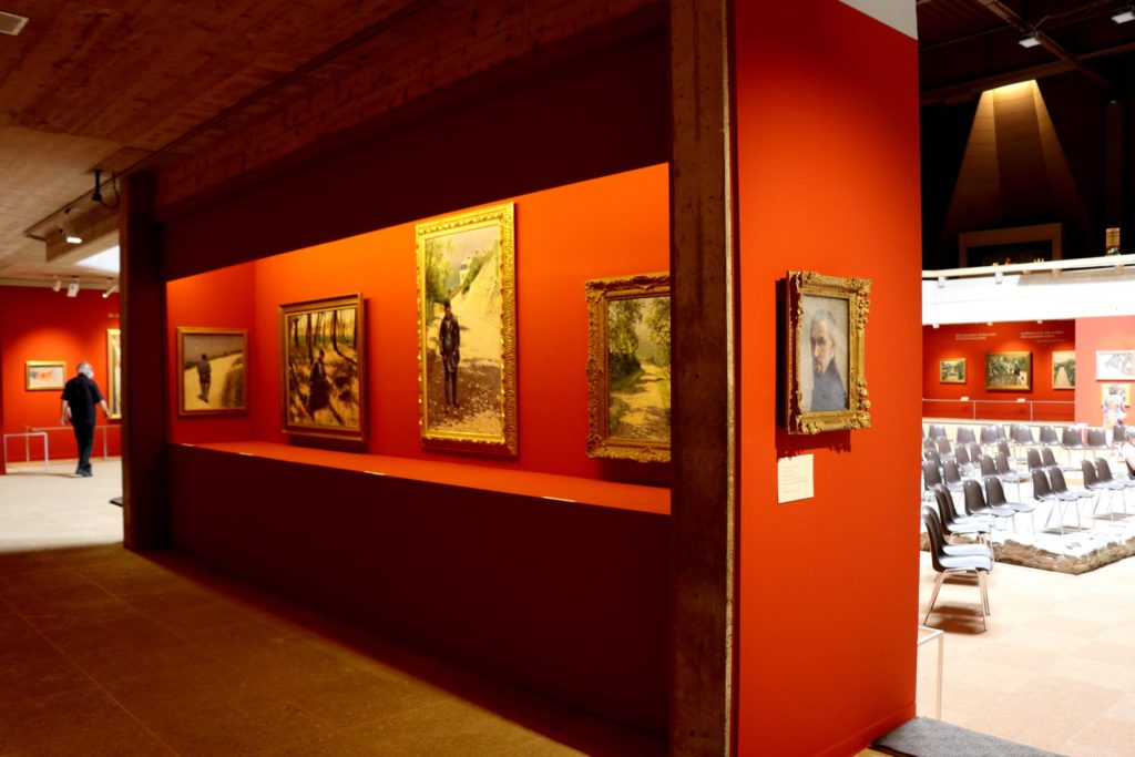 Fondation Gianadda - Exposition Caillebotte © CLAD / THE FARM