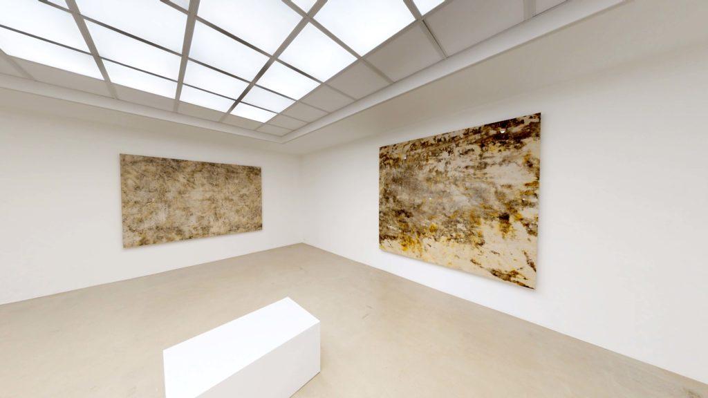 Galerie Poggi, Sidival Fila, Solo show © CLAD / THE FARM
