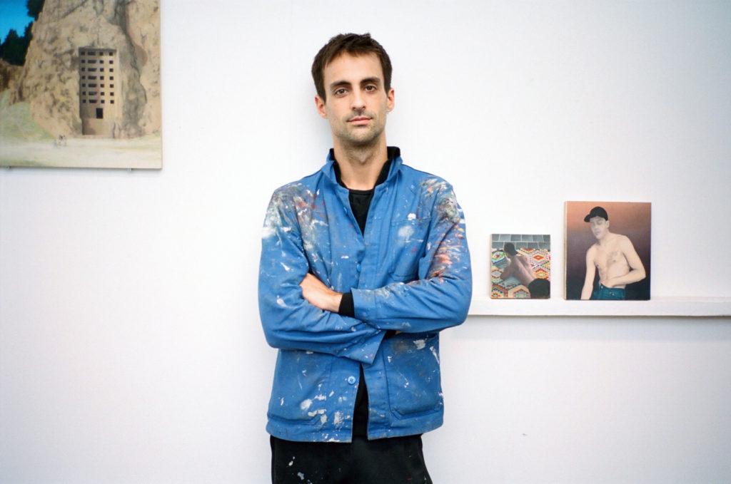 Jean Claracq © The artist. Courtesy the artist & Galerie Sultana
