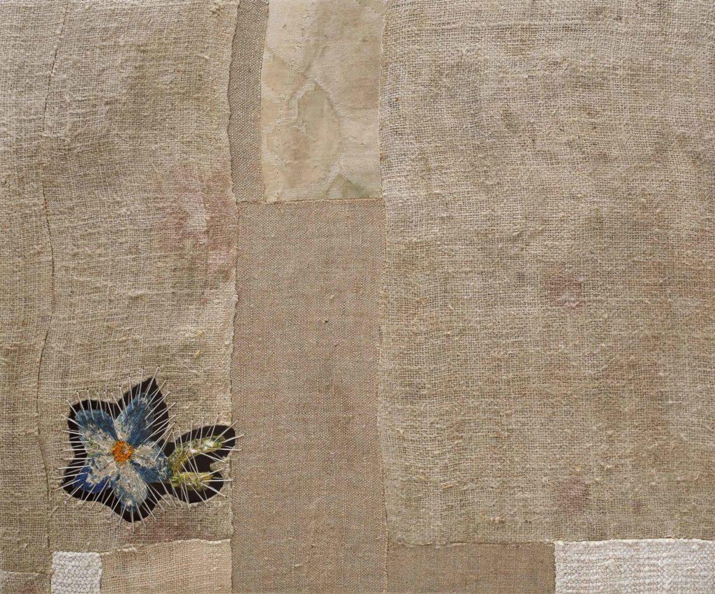 Sidival Fila, 2021, Senza Titolo Fiore Antico, courtesy Galerie Poggi