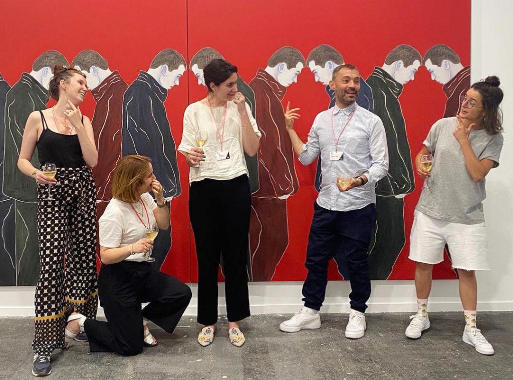 Feria ARCO 2021 © Galerie Poggi / Joan Madera