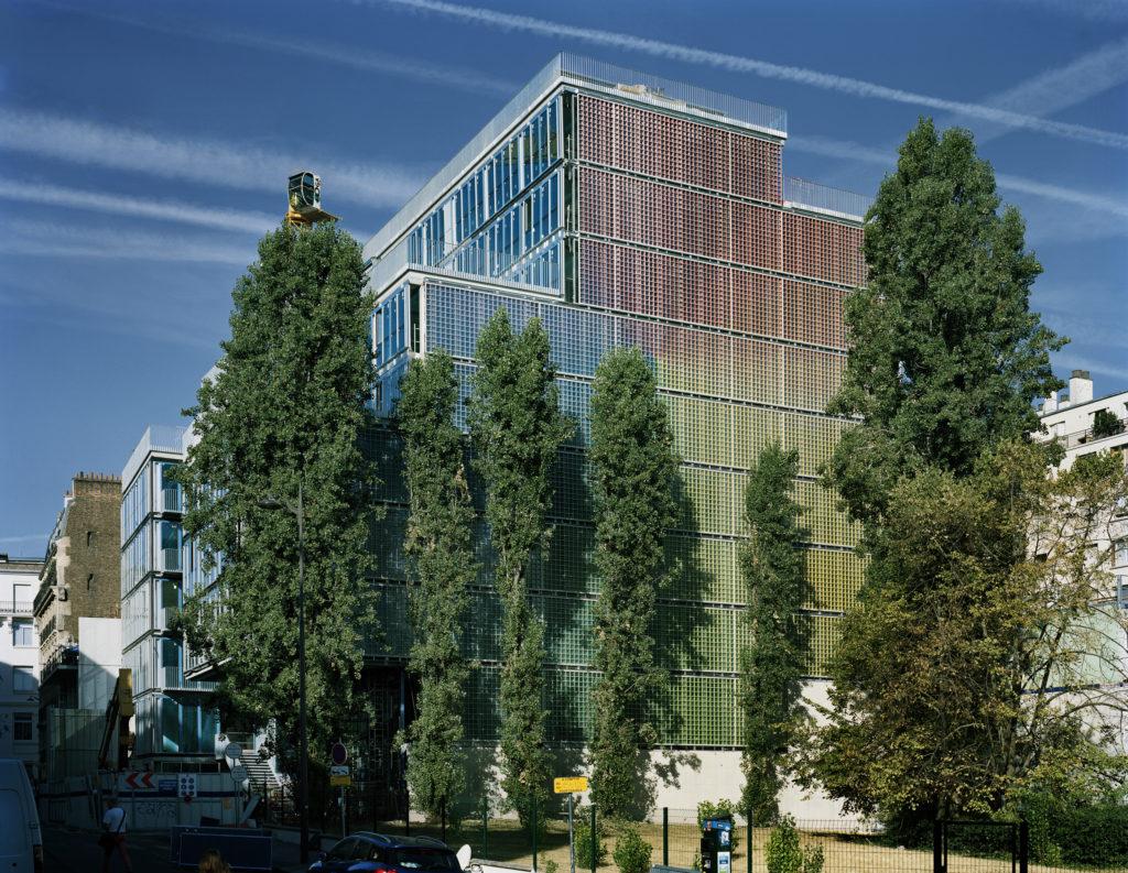 Prix 1 immeuble, 1 œuvre 2021 - Vinci immobilier et Carmen Perrin