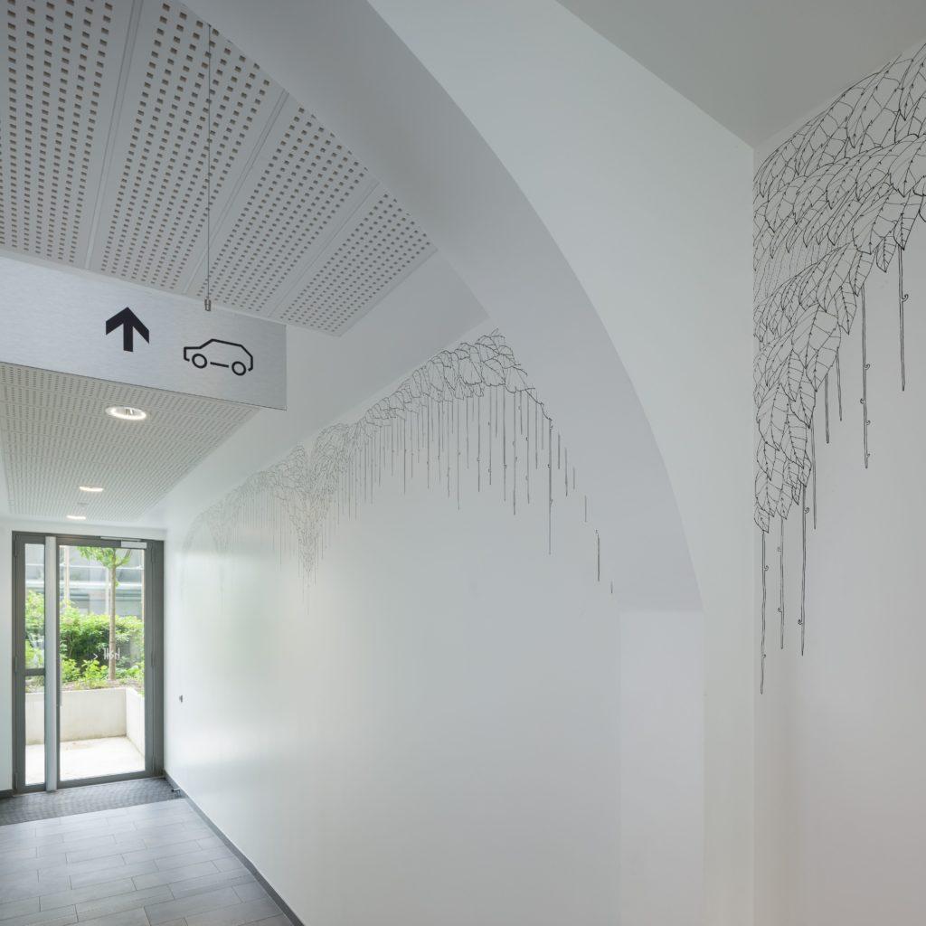 Prix 1 immeuble, 1 œuvre 2021 - Marignan et Cyprien Chabert