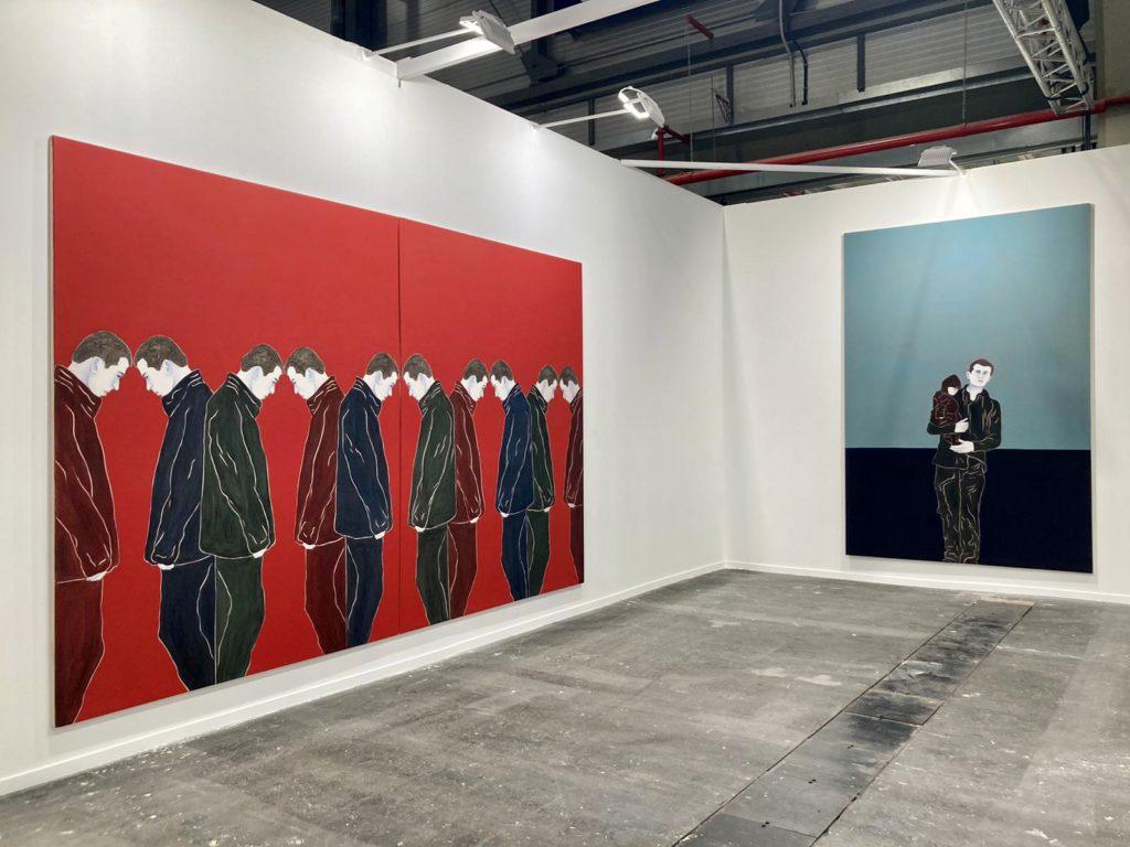 Feria ARCO 2021 © Galerie Poggi