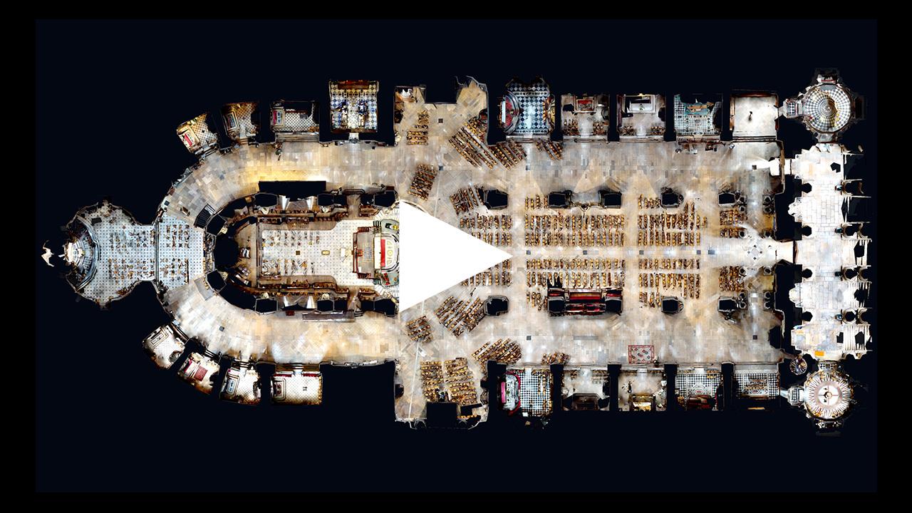 Eglise Saint Sulpice visite virtuelle