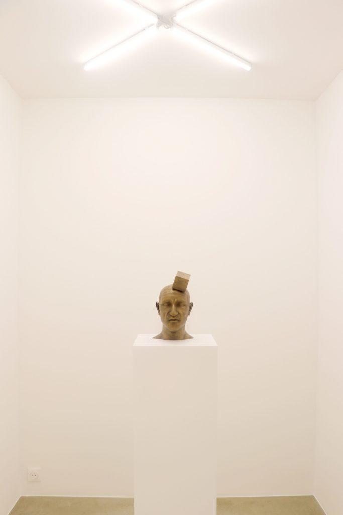 Galerie Poggi, Georges Tony Stoll, Solo show © CLAD / THE FARM