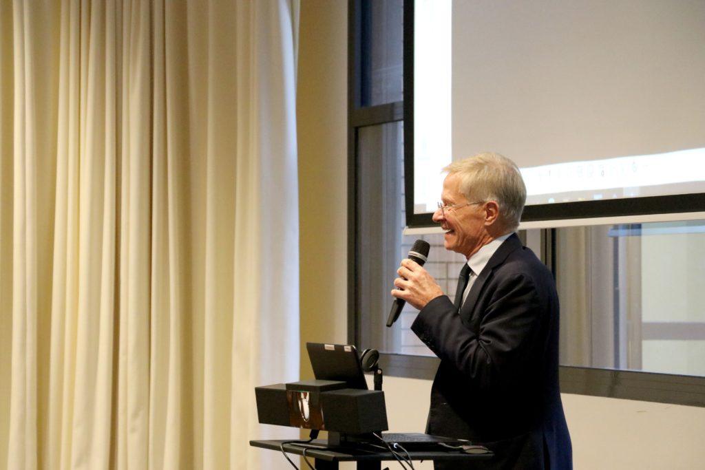 Prix Jean-François Prat 2021, Jury et Président Charles-Henri Filippi © CLAD / THE FARM
